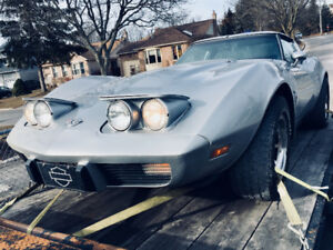 1978 Corvette 4SPD Manual