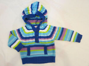 Sweater with Hoodie (Girl 18 month)
