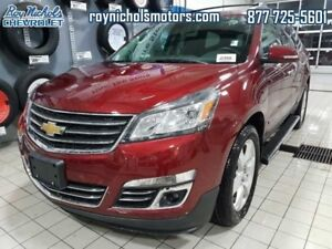 2017 Chevrolet Traverse Premier  - Navigation