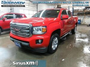 2015 GMC Canyon 4WD SLE  - Bluetooth -  OnStar - $232.62 B/W