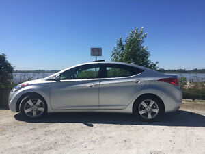 2013 Hyundai Elantra GLS Sedan *No accidents*