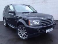 Land Rover Range Rover Sport 2.7 TD V6 Automatic 2009 HSE Diesel Black