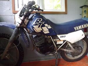 motocross 180 cc RT