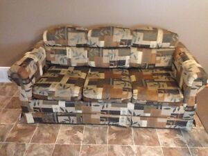 RV hide a bed couch/sofa