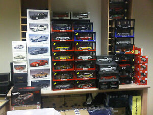 AUTOart 1:18 SCALE DIECASTS. SPECIALIZING IN HARD TO FIND MODELS