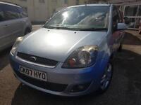 2007 Ford Fiesta 1.4 Zetec Climate 5dr * Excellent Spec * 2 prev owners * 84k