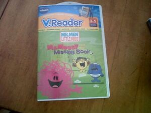 V tech V Reader back pack and 5 ebooks/Puzzles and Toys Kitchener / Waterloo Kitchener Area image 7