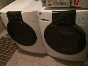 Price negotiable Kenmore Elite HE3 Washer amd Dryer Pair
