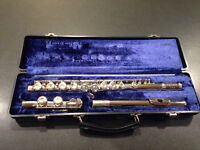 """Flute for sale - Cheaper than renting - """"Artley"""" Student Model"""
