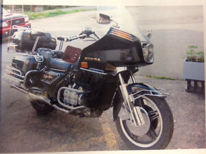 1980 Honda Goldwing GL1100