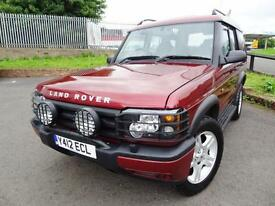 2001 Land Rover Discovery 2.5Td5 (5 st) Td5 GS - KMT Cars
