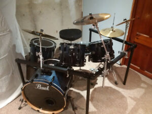 Pearl Vision VBX Drum Set