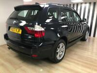 BMW X3 2.0 DIESEL M SPORT WARRANTY 12 MONTHS MOT SERVICE HISTORY