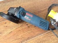 Bosch 110 angle grinder