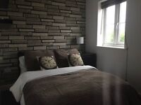 Spare double room on waitrose new estate lichfield