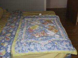 Brand New Baby Blanket with Crib Padding West Island Greater Montréal image 1