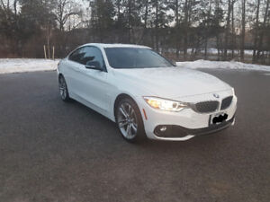 2016 BMW 4-Series 428i xDrive Coupe lease takeover