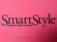 SMARTSTYLE SALON - STYLISTS REQUIRED - PETERBOROUGH