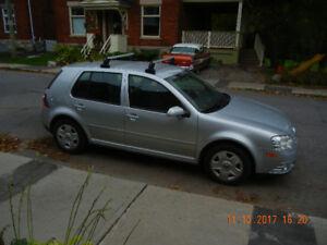 2008 Volkswagen City Golf Sedan