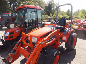 Used Kioti CK20S with Front End Loader