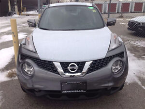2016 Juke Nissan platinum warranty pkg+ low finance.