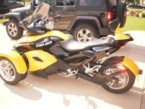 MINT 2008 CAN AM SPYDER FOR SALE