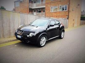 Nissan Juke 1.5 dCi (110ps) LHD 2014 Only 27,000 Miles
