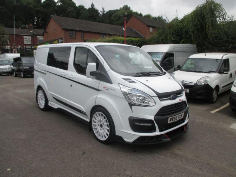 The New Ford Transit Auto Cars