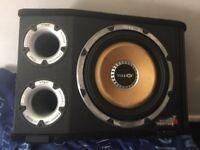 Sub woofer. 1600 watts great sound