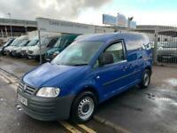 2007 Volkswagen Caddy 2.0 DIESEL VAN EX BRITISH GAS VAN SUPERB DRIVE NO VAT NEW
