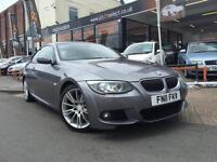 2011 BMW 3 SERIES 3.0 325D M SPORT 2d AUTO 202 BHP