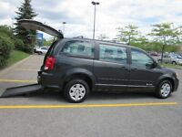 WHEELCHAIR VAN- 2012 GRAND CARAVAN 19,000 KM'S PRISTINE