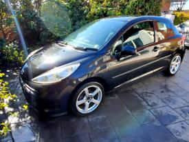 image for Peugeot 207 S 1.4 Petrol long mot still tax and insurance good runner