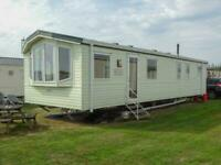 Willerby Leven 2011 static caravan at HAven's Church Farm, W Sussex