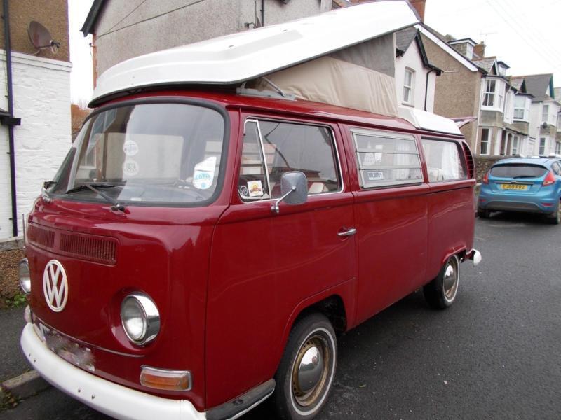 volkswagen t2 bay window westfalia classic camper vw type. Black Bedroom Furniture Sets. Home Design Ideas