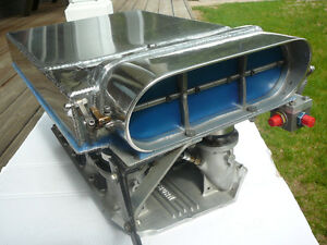 CUSTOM BUILT 426 HEMI FUEL INJECTION