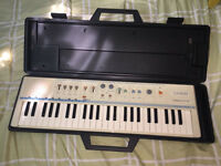 CASIO Vintage CASIOTONE MT-45 Analog Synth Keyboard Synthesizer
