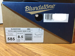 Blundstone boots size 9.5