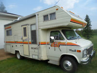 23' Security Motorhome - ONE OWNER