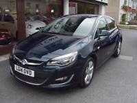 Vauxhall Astra 1.6 SRi 5dr PETROL AUTOMATIC 2014/14