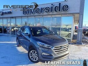 2018 Hyundai Tucson 2.0L AWD Luxury  - Navigation - $179.00 B/W