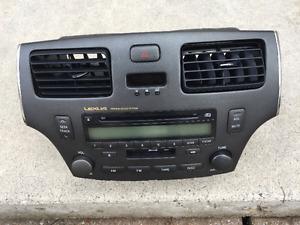 Lexus audio