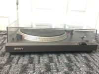 Sony PS-22 Record Player (Spares or Repairs)