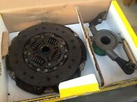 VW crafter clutch