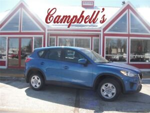 2014 Mazda CX-5 GX ONLY 54,000 LOW LOW KM!! 5 SP GAS SAVER!! CRU