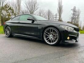 image for 2015 BMW 420 D M - SPORT COUPE *** PERFORMANCE KIT *** STUNNING CAR