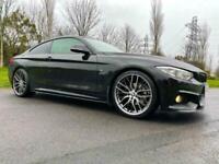 2015 BMW 420 D M - SPORT COUPE *** PERFORMANCE KIT *** STUNNING CAR