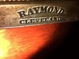 Raymond Cleveland Piano