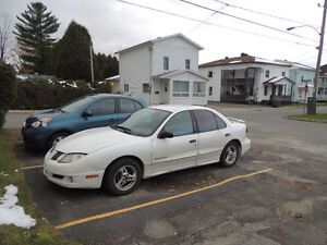 2004 Pontiac Sunfire Berline