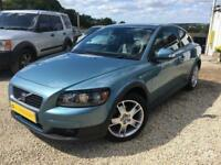 VOLVO C30 SE Blue Manual 1.6 Petrol, 2009